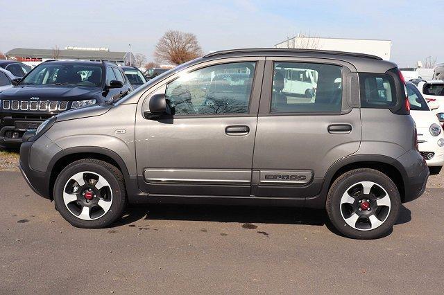 Fiat Panda - Cross CityCross 1.2 51kw E6D-T KLIMAANLAGE