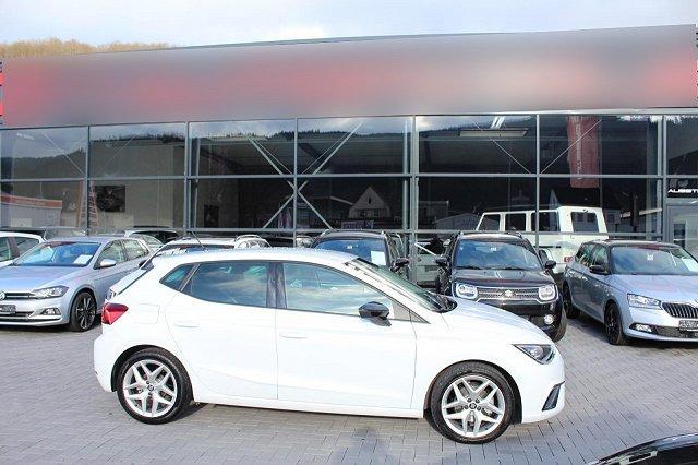 Seat Ibiza - 1.0 TSI FR/Voll-LED/Navi/Virtuall/Kessy
