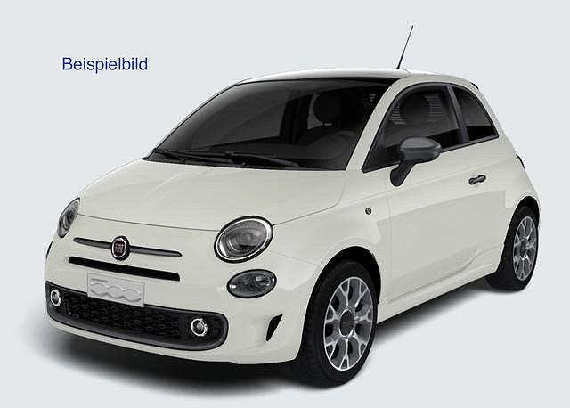 Fiat 500 - ROCKSTAR Serie8 1.2 Dualogic PDC/Carplay 51 kW ...
