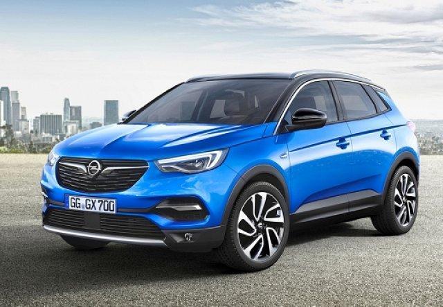 Opel Grandland X - 1.2 Auto. 120 J. *NAVI* *PDC* *SHZ*
