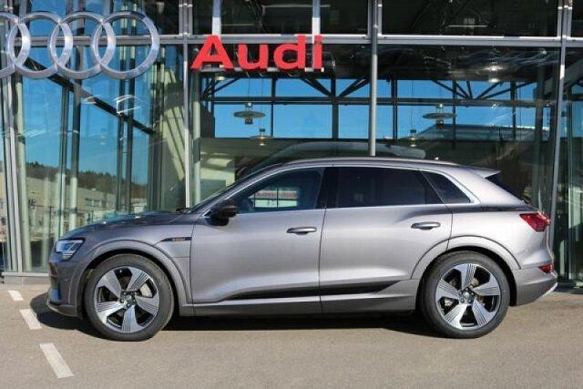 Audi e-tron - 55 quattro kW(PS)