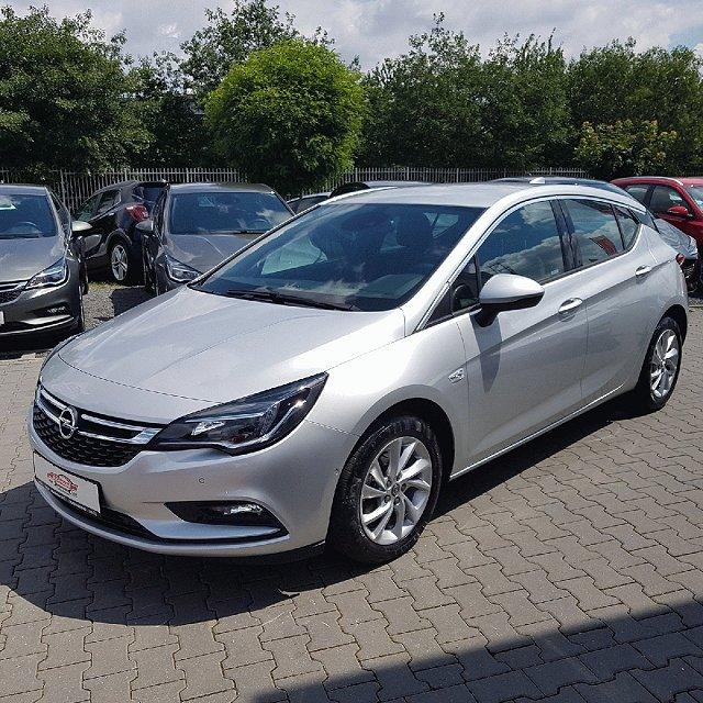 Opel Astra - K INNOVATION*Navi*LED*Shzg*PDC*Teilleder*