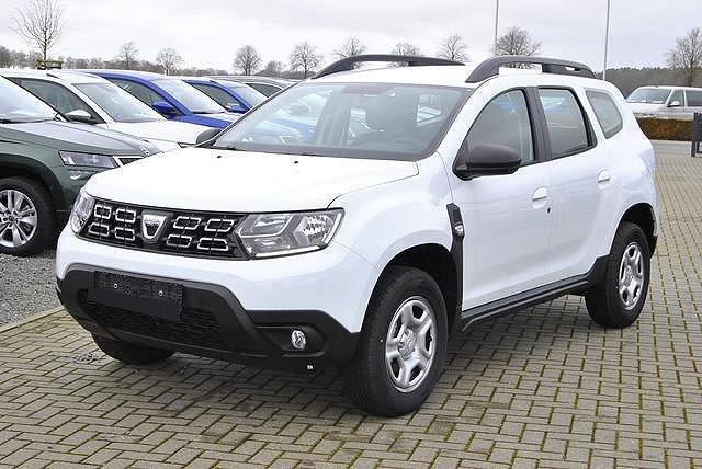 Dacia Duster - Comfort TCe 4x2 96kW 130PS - Klima/LED/Tempopil...