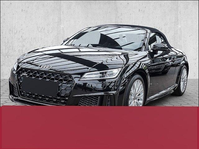 Audi TT - Roadster 45 TFSI quattro S line tronic (Navi plus*Virtual Cockpit*S-Sportsitze)