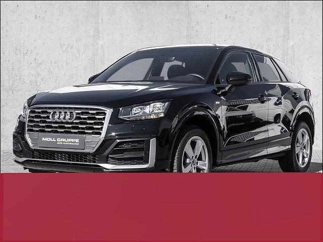 Audi Q2 - Sport 30 TDI S line (Navi*elektr. Heckklappe*Einparkhilfe vo+hi)