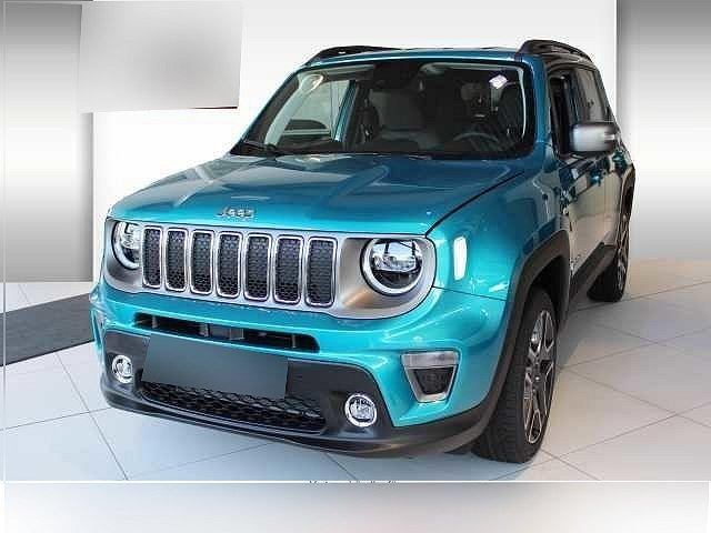 Jeep Renegade - 1.3 T-GDI Limited Zweifarben Navi LED BEATS 19Zoll