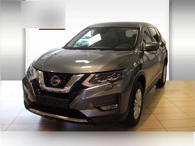 Nissan X-Trail - 1.7 dCi ALL-MODE 4x4i Acenta Navi 5-Sitzer