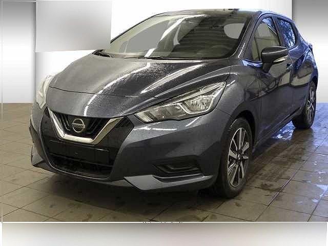 Nissan Micra - 1.0 N-Way Navi Safety Paket