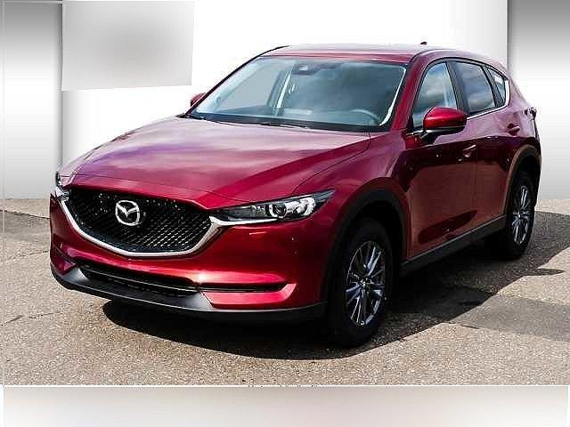 Mazda CX-5 - CX5 SKYACTIV-G 165 FWD 6GS CENTER-Line Navi