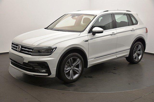 Volkswagen Tiguan - 2.0 TSI 4Motion DSG R-Line Head-up/LED/ACC/
