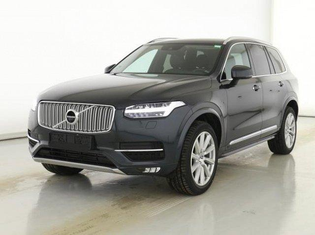 Volvo XC90 - XC 90 T6 AWD Geartronic Inscription,7-Sitzer,Navi,LED,AHK