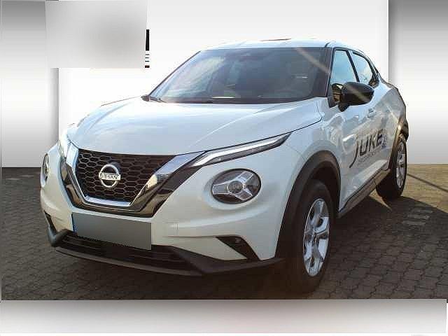 Nissan Juke - N-Connecta DIG-T 117PS Navi Winterpaket