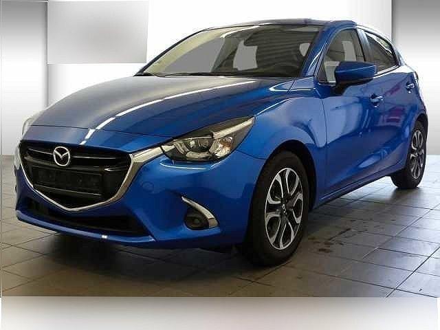 Mazda Mazda2 - 2 SKYACTIV-G 115 (i-ELOOP) Sports-Line,Navi,LED