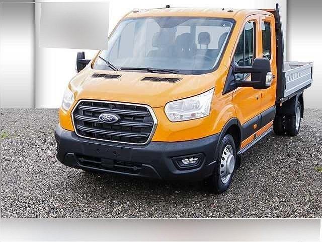 Ford Transit - Trend 350 L3 Pritsche Doka 130PS AHK Zwillingsbereifung