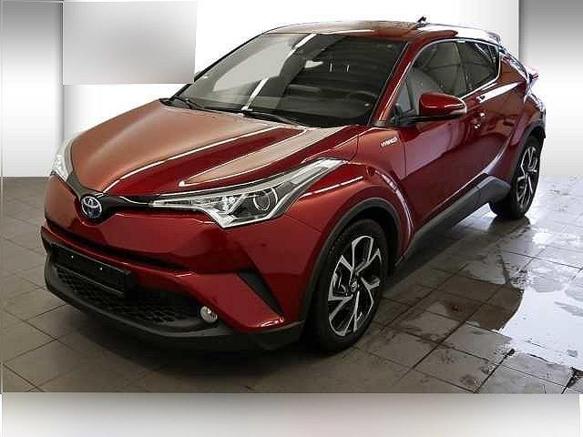 Toyota C-HR - Hybrid Team Deutschland Navi ACC RFK PDC v+h