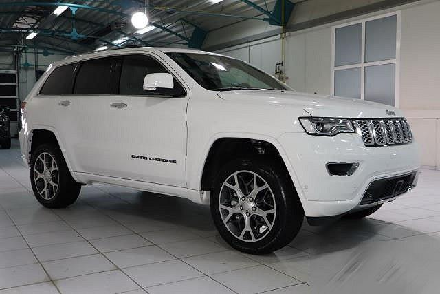 Jeep Grand Cherokee - 3,0 V6 MULTIJET OVERLAND