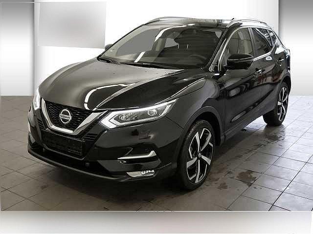 Nissan Qashqai - 1.3 DIG-T TEKNA BFS Navi RFK PGD