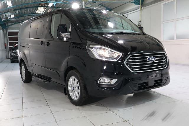 Ford Tourneo Custom - 2,0 TDCI AUTO. BUS 320 L2H1 VA TITANIUM 9-SITZER NAVI LM16