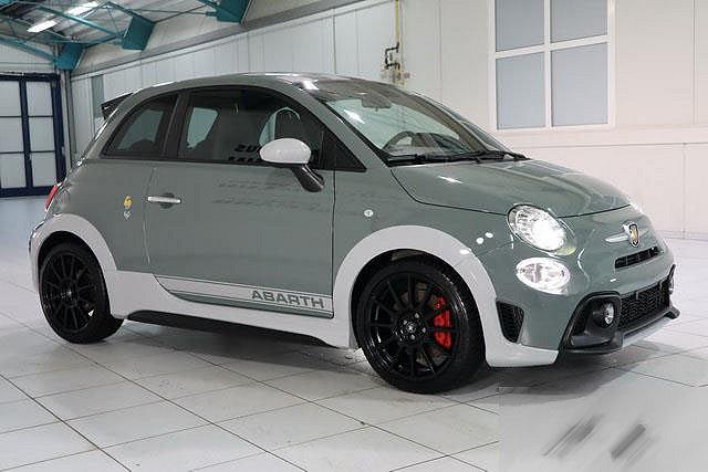 Abarth 695 - 70TH ANNIVERSARY