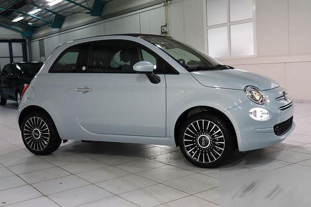 Fiat 500C - 1,0 GSE HYBRID LAUNCH EDITION
