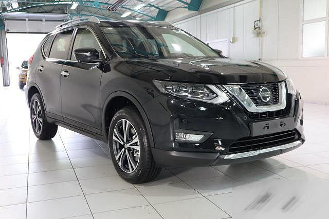 Nissan X-Trail - 1,7 DCI AUTO. N-CONNECTA 7-SITZER PANORAMA