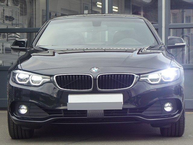 BMW 4er - 420i Cabrio Advantage Steptronic +18 ZOLL+NAVI+D