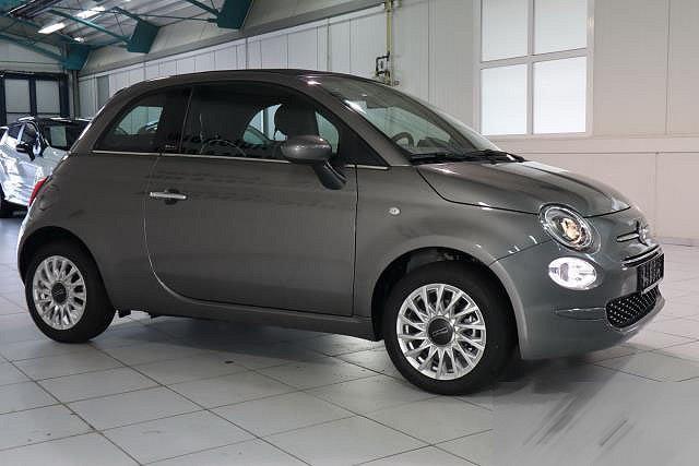 Fiat 500C - 1,2 8V LOUNGE KLIMAAUTOMATIK SERIE 7