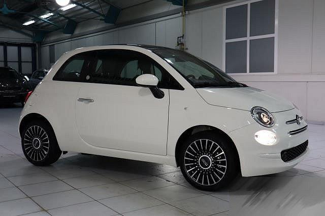 Fiat 500 - 1,0 GSE HYBRID LAUNCH EDITION