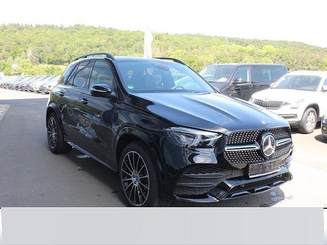Mercedes-Benz GLE SUV - 400 d AMG Line 4Matic (EURO 6d) Navi LED RFK Keyless Panorama AHK Burmester