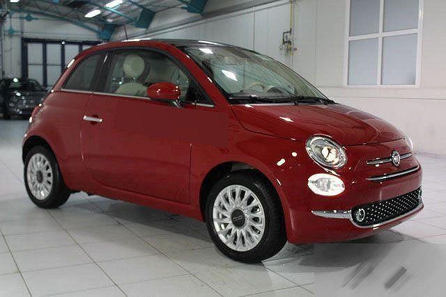 Fiat 500 - 1,2 8V LOUNGE E6D