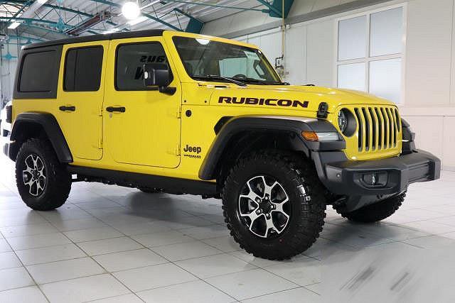 Jeep Wrangler - JL 2,2 CRDI UNLIMITED 4WD RUBICON AUTOMATIK MJ 2020