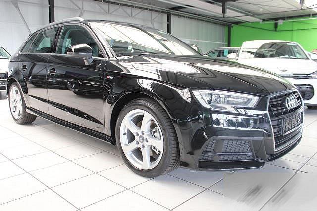 Audi A3 Sportback - 35 TFSI OPF S-TRONIC SPORT S-LINE NAVI XENON-PLUS LM17