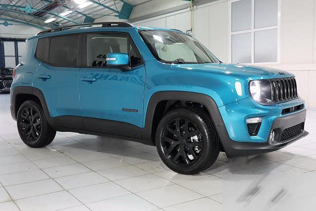Jeep Renegade - 1,3 T-GDI 2WD LIMITED DDCT BLACK PACK MJ 2020