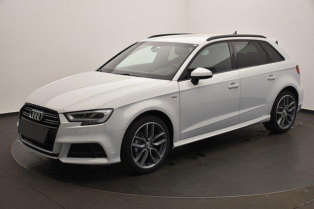 Audi A3 - Sportback 1.6 TDI S-Tronic 2xS-Line LED/Tempo/E