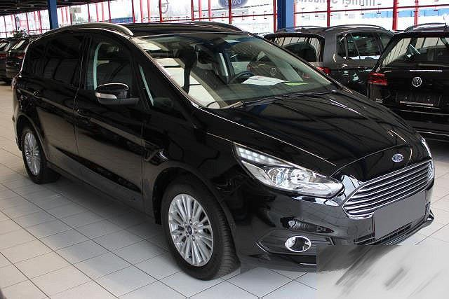 Ford S-MAX - 1,5 ECOBOOST BUSINESS EDITION 7-SITZER NAVI LM17