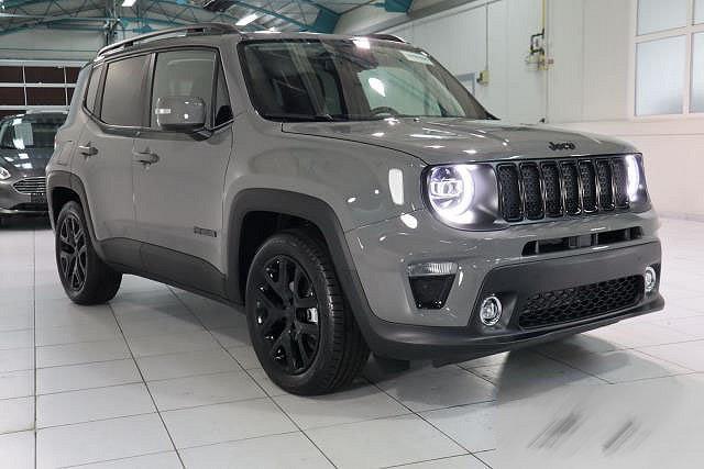 Jeep Renegade - 1,0 T-GDI 2WD LIMITED BLACK PACK NAVI MJ 2020