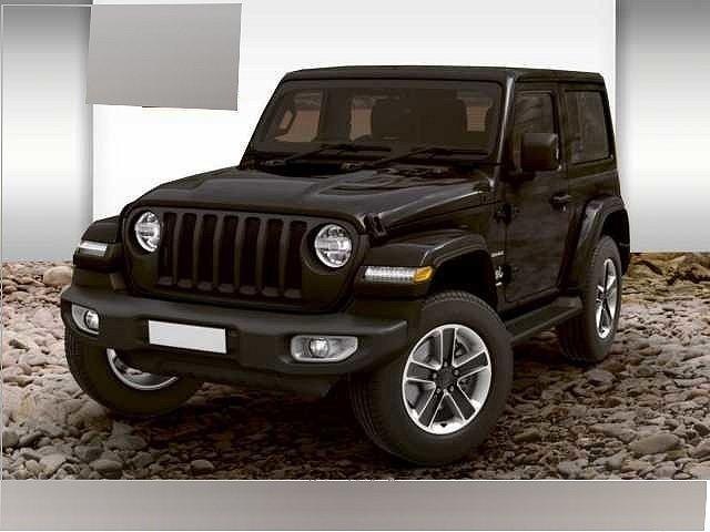 Jeep Wrangler - JL MY19 Sahara 2.0l T-GDI 2.0 T-GDINEW TECH NAVI SHZ