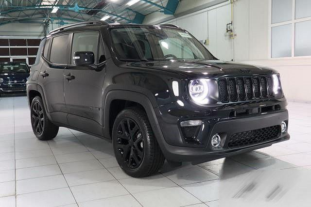 Jeep Renegade - 1,0 T-GDI 2WD LIMITED BLACK PACK MJ 2020