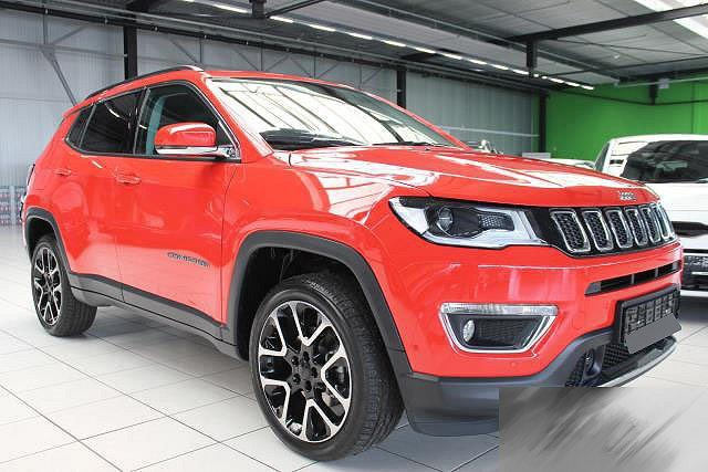 Jeep Compass - 1,4 MULTIAIR 4WD LIMITED AUTOMATIK MJ 2020