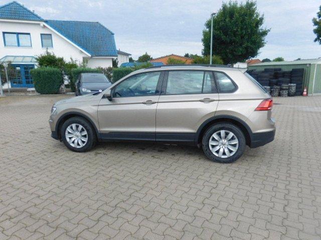 Volkswagen Tiguan - 1.5 Trendline OPF TSI DSG 7-Gang Klima