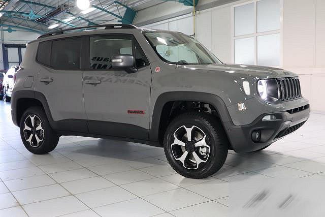 Jeep Renegade - 2,0 MULTIJET 4WD TRAILHAWK AUTOMATIK MJ 2020