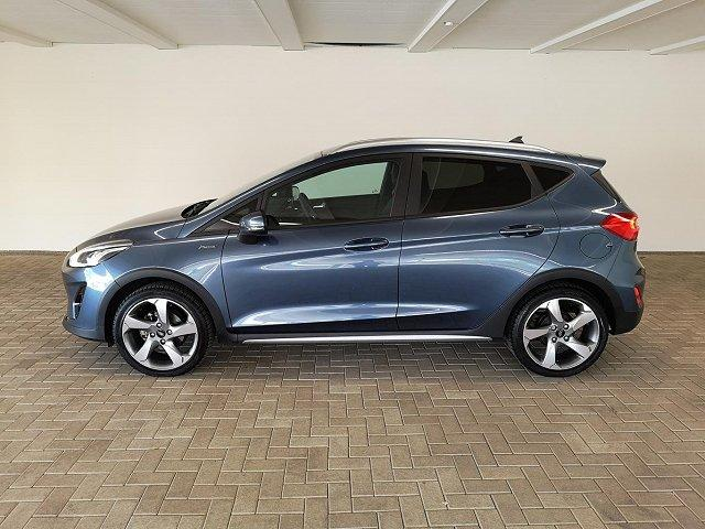 Ford Fiesta - ACTIVE PLUS NAVI / WINTER-PAKET KEYFREE-SYSTEM