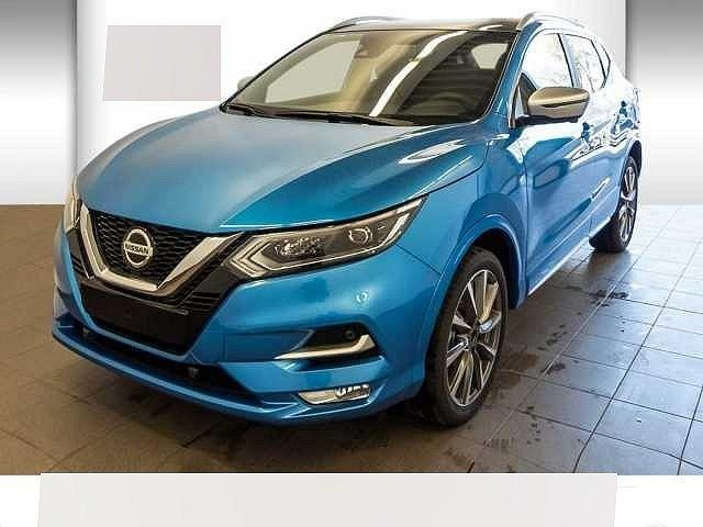 Nissan Qashqai - 1.3 DIG-T DCT N-CONNECTA Navi LED Winter- und Dynamic Paket