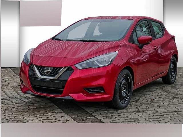 Nissan Micra - IG-T 100 Acenta Technik- und Winterpaket