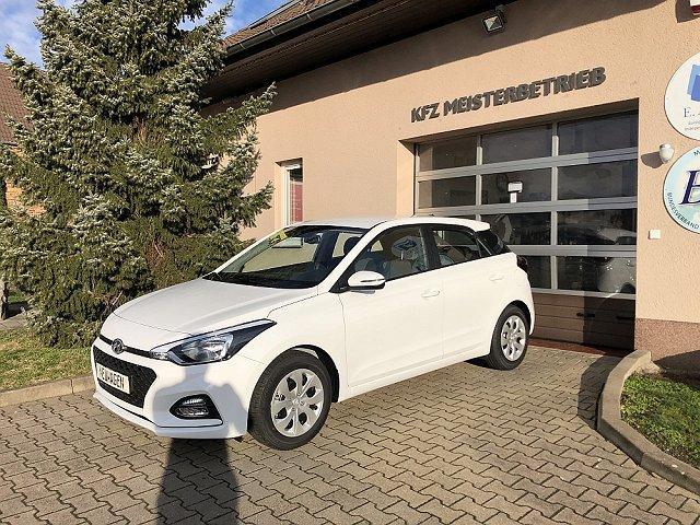 Hyundai i20 - 1.0 T-GDI blue DCT TREND MY20 Online Aktion