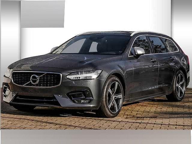 Volvo V90 - D5 AWD Geartronic R-Design Navi LED SHZ BFS