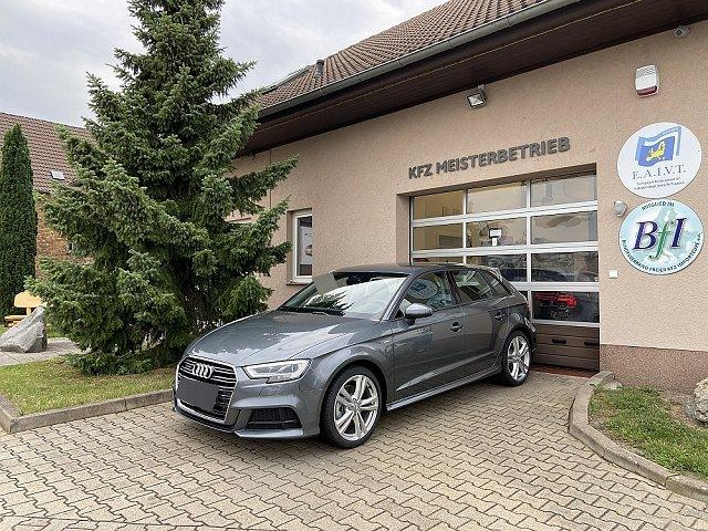 Audi A3 Sportback - 40 TFSI S-Line S-Tronic quattro Limited