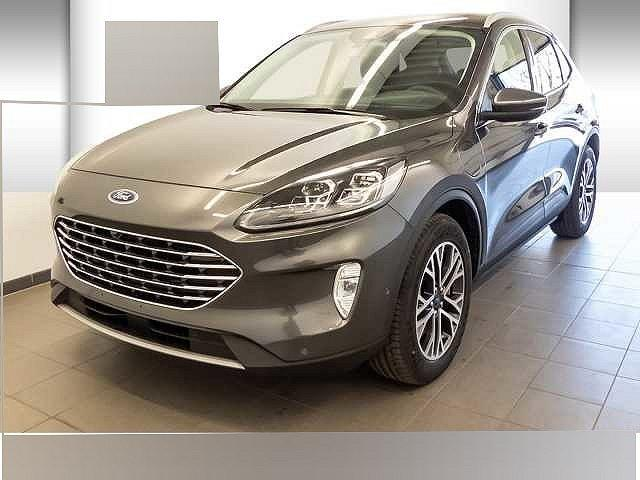 Ford Kuga - 225PS Plugin Hybrid TITANIUM X/Fahrer-Assistenz Winter Paket