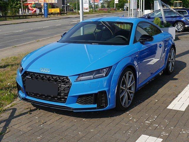 Audi TT - 45 TFSI Q S tronic 2x line Navi LED DAB