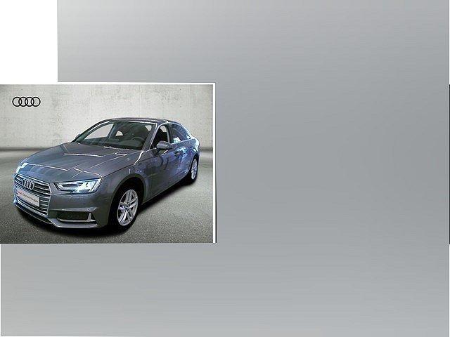 Audi A4 Limousine - 35 TDI S tronic Sport Navi LED 17 Z